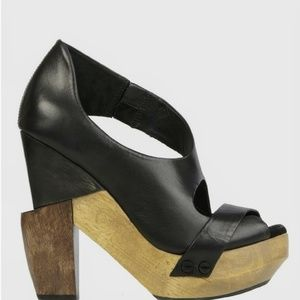 ALLSAINTS PITHER HEELS